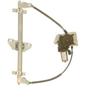 mecanisme leve vitre electrique MITSUBISHI COLT (03/1996-05/2004)(CJ) - 2 Portes Avant Coté Conducteur AVEC MOTEUR