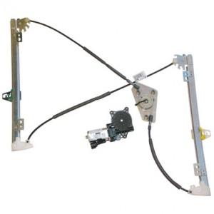 mecanisme leve vitre electrique FORD FIESTA (01/2003-08/2008) - 2 Portes Avant Coté Passager AVEC MOTEUR