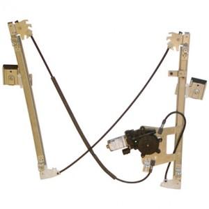 mecanisme leve vitre electrique FORD FOCUS (10/1998-10/2004) - 2 Portes Avant Coté Conducteur AVEC MOTEUR
