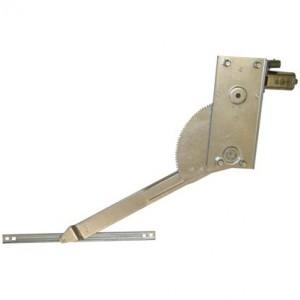 mecanisme leve vitre electrique FORD TRANSIT (06/2006-) - 2 Portes Avant Coté Conducteur AVEC MOTEUR