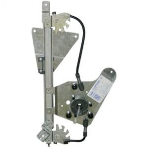 mecanisme leve vitre electrique AUDI A4 (11/1994-09/2001) - 4 Portes Arriere Coté Passager SANS MOTEUR