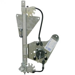 mecanisme leve vitre electrique AUDI A4 (11/1994-09/2001) - 4 Portes Arriere Coté Conducteur SANS MOTEUR