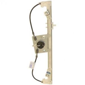 mecanisme leve vitre electrique FIAT PUNTO EVO (09/2009-) - 4 Portes Arriere Coté Passager SANS MOTEUR