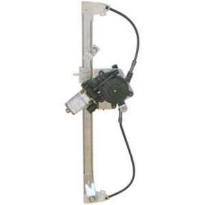 mecanisme leve vitre electrique FIAT FIORINO (12/2007-) - 2 Portes Avant Coté Conducteur AVEC MOTEUR