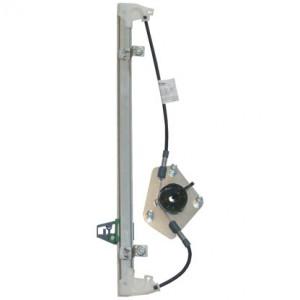 mecanisme leve vitre electrique FIAT IDEA (10/2003-) - 4 Portes Arriere Coté Passager SANS MOTEUR