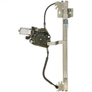mecanisme leve vitre electrique FIAT CINQUECENTO (10/1991-2000) - 2 Portes Avant Coté Passager AVEC MOTEUR