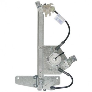 mecanisme leve vitre electrique CITROEN C4 (11/2004-09/2010) - 4 Portes Arriere Coté Conducteur SANS MOTEUR