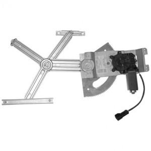 mecanisme leve vitre electrique OPEL ASTRA (03/1998-02/2004) - 2/4 PORTES Avant Coté Conducteur AVEC MOTEUR