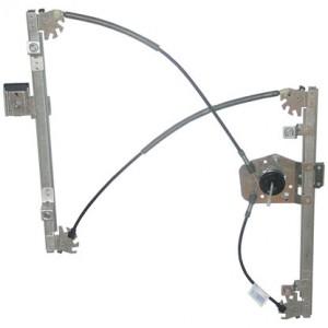 mecanisme leve vitre electrique OPEL CORSA (09/2006-) - 2 Portes Avant Coté Passager SANS MOTEUR