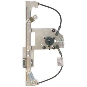 mecanisme leve vitre electrique OPEL ASTRA J (01/2010-) - 4 Portes Arriere Coté Conducteur SANS MOTEUR