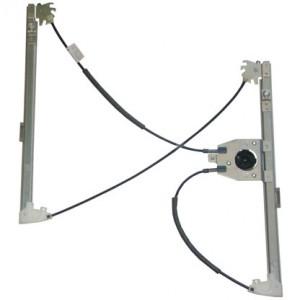 mecanisme leve vitre electrique RENAULT LAGUNA II (03/2001-09/2007) - 4 Portes Avant Coté Passager SANS MOTEUR