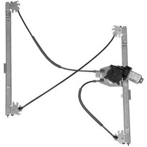 mecanisme leve vitre electrique RENAULT LAGUNA II (03/2001-09/2007) - 4 Portes Avant Coté Passager AVEC MOTEUR