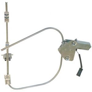 mecanisme leve vitre electrique RENAULT CLIO (-2/1998) - 2 Portes Avant Coté Passager AVEC MOTEUR