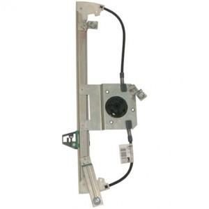 mecanisme leve vitre electrique RENAULT SCENIC (06/2003-06/2009) - 4 Portes Arriere Coté Conducteur SANS MOTEUR