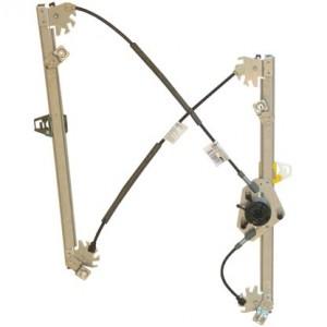 mecanisme leve vitre electrique RENAULT MEGANE (10/2002-10/2008) - 4 Portes Avant Coté Passager SANS MOTEUR