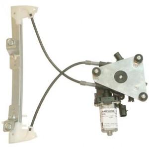 mecanisme leve vitre electrique ALFA ROMEO 156 (10/1997-) - 4 Portes Arriere Coté Conducteur AVEC MOTEUR