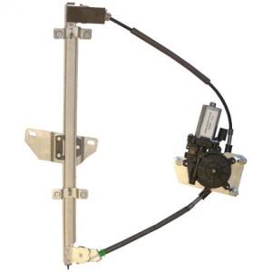 mecanisme leve vitre electrique NISSAN ALMERA (03/2000-) (N16) - 2 Portes Avant Coté Conducteur AVEC MOTEUR