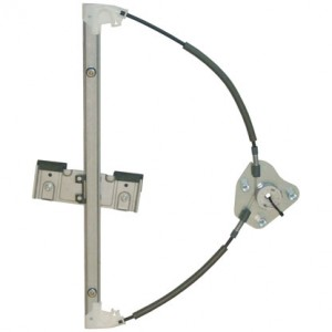 mecanisme leve vitre electrique MAZDA 2 (2002-2007) - 4 Portes Avant Coté Conducteur SANS MOTEUR