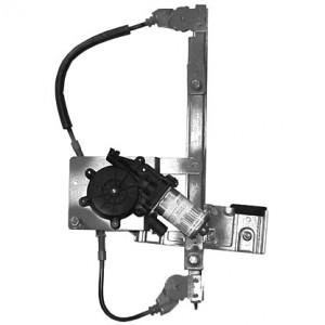 mecanisme leve vitre electrique LANDROVER FREELANDER (10/1998-09/2000) - 4 Portes Arriere Coté Passager AVEC MOTEUR