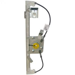 mecanisme leve vitre electrique MERCEDES CLASSE E (05/2002-08/2009) - 4 Portes Arriere Coté Conducteur SANS MOTEUR
