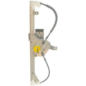 mecanisme leve vitre electrique MERCEDES CLASSE C (2004-2007) - 4 Portes Arriere Coté Conducteur SANS MOTEUR
