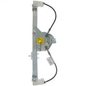 mecanisme leve vitre electrique MERCEDES CLASSE C (2001-2003) - 4 Portes Arriere Coté Conducteur SANS MOTEUR