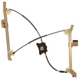 mecanisme leve vitre electrique VOLKSWAGEN EOS (03/2006-) - 2 Portes Avant Coté Conducteur SANS MOTEUR