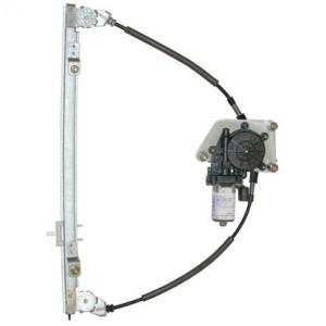mecanisme leve vitre electrique FIAT PALIO (05/1997-) - 2 Portes Avant Coté Conducteur AVEC MOTEUR