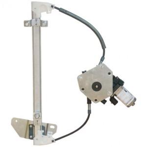 mecanisme leve vitre electrique HYUNDAI LANTRA (05/1995-11/2000) - 4 Portes Arriere Coté Conducteur AVEC MOTEUR