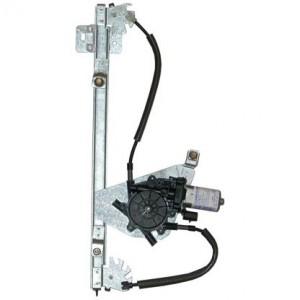 mecanisme leve vitre electrique Innocenti 1000 - 4 Portes Avant Coté Conducteur AVEC MOTEUR