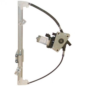 mecanisme leve vitre electrique JEEP CHEROKEE (05/1985-12/1996) - 4 Portes Avant Coté Conducteur AVEC MOTEUR
