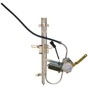 mecanisme leve vitre electrique NISSAN ALMERA (09/1995-02/2000) - 2 Portes Avant Coté Conducteur AVEC MOTEUR