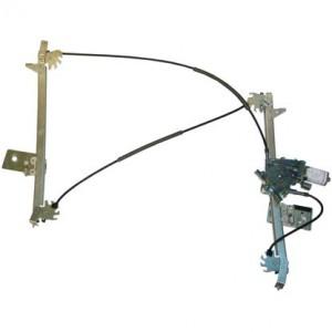 mecanisme leve vitre electrique PEUGEOT 206 CABRIOLET (2001-)- 2 Portes Avant Coté Passager AVEC MOTEUR