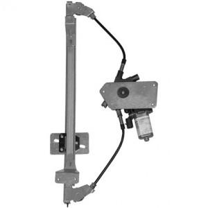 mecanisme leve vitre electrique SAAB 9000 (1986-1995) - 4 Portes Avant Coté Passager AVEC MOTEUR