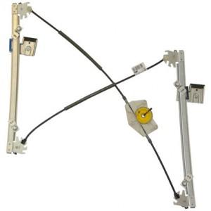 mecanisme leve vitre electrique VOLKSWAGEN BORA (1998-10/2003) - 2 Portes Avant Coté Passager SANS MOTEUR