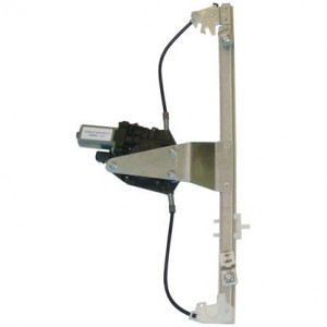 mecanisme leve vitre electrique FIAT DOBLO (12/2000-06/2008) - 2 Portes Avant Coté Passager AVEC MOTEUR