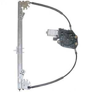 mecanisme leve vitre electrique FIAT PANDA VAN (09/2003-) - 2/4 PORTES Avant Coté Passager AVEC MOTEUR