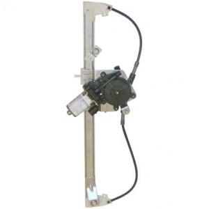 mecanisme leve vitre electrique FIAT QUBO (09/2008-) - 2 Portes Avant Coté Passager AVEC MOTEUR