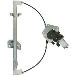 mecanisme leve vitre electrique FORD FIESTA (09/1999-06/2002) - 4 Portes Avant Coté Passager AVEC MOTEUR