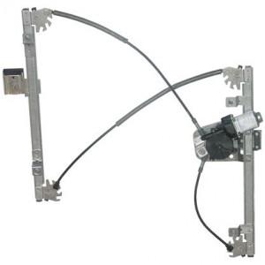 mecanisme leve vitre electrique OPEL CORSA (09/2006-) - 2 Portes Avant Coté Passager AVEC MOTEUR