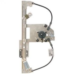 mecanisme leve vitre electrique OPEL ASTRA J (01/2010-) - 4 Portes Arriere Coté Passager SANS MOTEUR