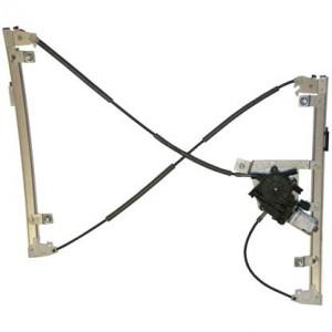 mecanisme leve vitre electrique PEUGEOT 206 (09/1998-08/2002) - 2 Portes Avant Coté Passager AVEC MOTEUR
