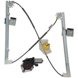 mecanisme leve vitre electrique SKODA FABIA (1999-03/2007) - 4 Portes Avant Coté Passager AVEC MOTEUR