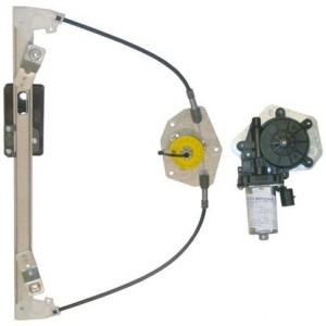 mecanisme leve vitre electrique SKODA ROOMSTER (07/2006-) - 4 Portes Arriere Coté Passager AVEC MOTEUR