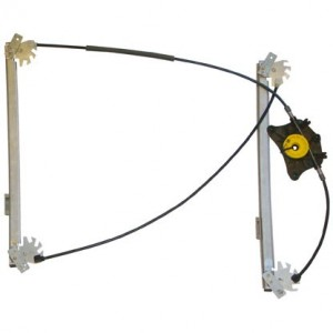 mecanisme leve vitre electrique AUDI A6 (04/2004-01/2011) - 4 Portes Avant Coté Conducteur SANS MOTEUR