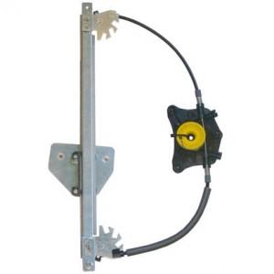 mecanisme leve vitre electrique AUDI A6 (04/2004-01/2011) - 4 Portes Arriere Coté Conducteur SANS MOTEUR