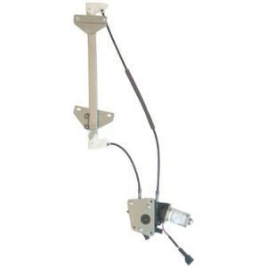 mecanisme leve vitre electrique HONDA JAZZ (10/2008-) - 4 Portes Arriere Coté Conducteur AVEC MOTEUR