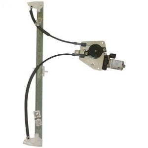mecanisme leve vitre electrique LANCIA ZETA (11/1994-)- 2 Portes Avant Coté Conducteur AVEC MOTEUR