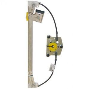 mecanisme leve vitre electrique MERCEDES CLASSE A (09/2004-06/2012) - 4 Portes Arriere Coté Conducteur SANS MOTEUR