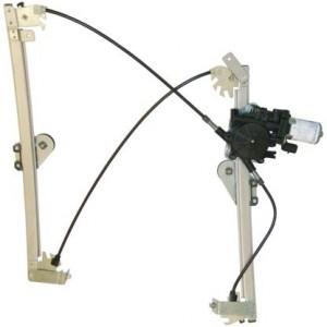 mecanisme leve vitre electrique SMART FORTWO (02/2007-) - 2 Portes Avant Coté Conducteur AVEC MOTEUR